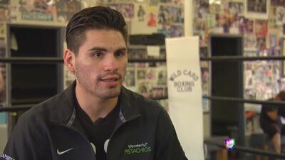 José Ramírez: 'Quiero que la gente me vea ser campeón mundial'