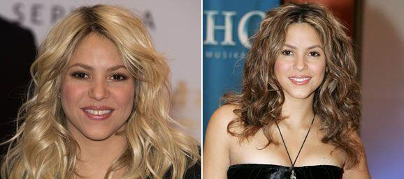 Ellas han decidido que el rubio es el color que su cabello necesita.