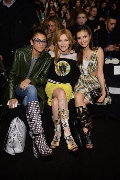 La moda une y esta vez Nueva York nos ha permitido gozar de la amistad '...