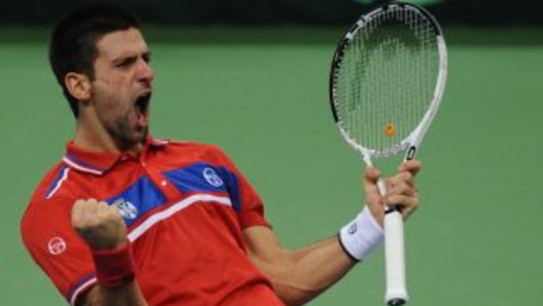 Es la victoria más grande de Serbia en el tenis mundial.