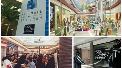 Inauguró en Puerto Rico uno de los centros comerciales más lujosos del C...