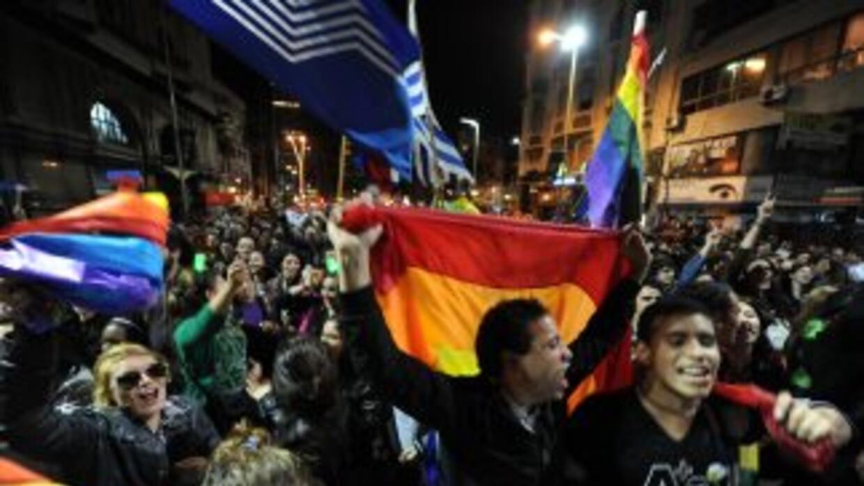Además del matrimonio entre personas del mismo sexo el proyecto de ley i...
