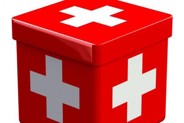 También, asegúrate de contar con un kit básico de emergencias con alcoho...