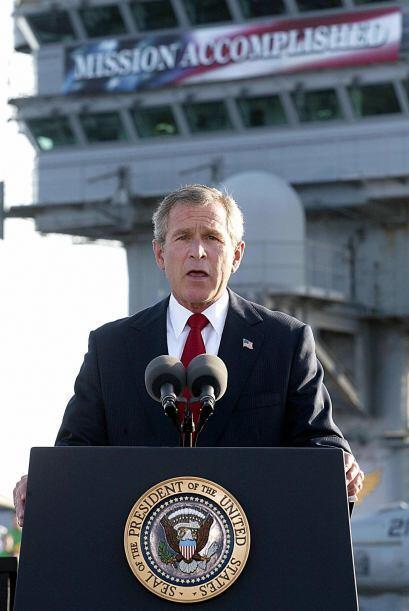 Tras los ataques ordenó la invasión de Afganistán e...