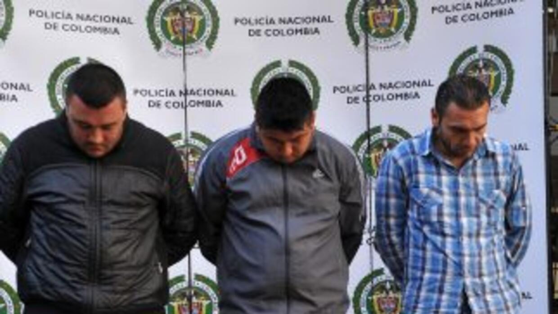 Las autoridades colombianas han detenido a un total de seis personas en...