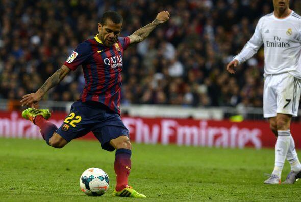 El Barcelona tomó más confianza y se atrevió a atac...
