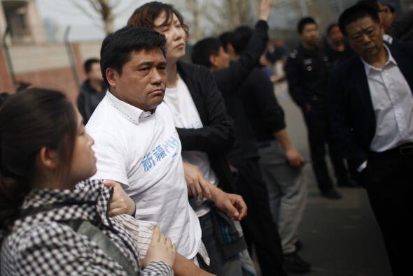"""El responsable de Malaysian Airlines indicó que hicieron todo lo """"humana..."""