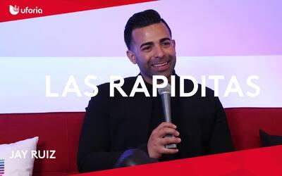 Las Rapiditas con... Jay Ruiz