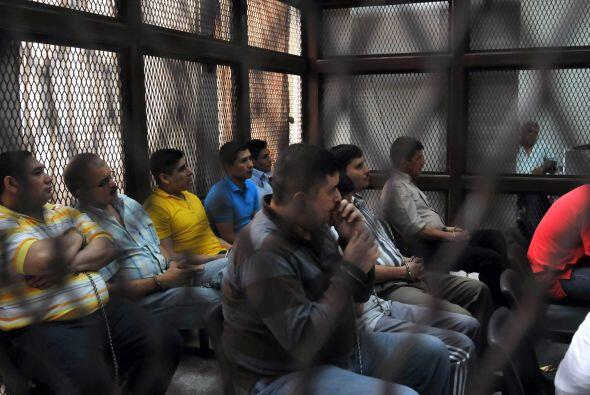 A 43 años de cárcel fueron condenados los mexicanos Pablo Rodríguez, Art...
