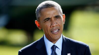 Obama: esta no es una lucha de EEUU solamente sino del mundo