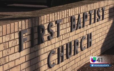 Comunidad de la iglesia bautista a la que pertenecían las víctimas del a...