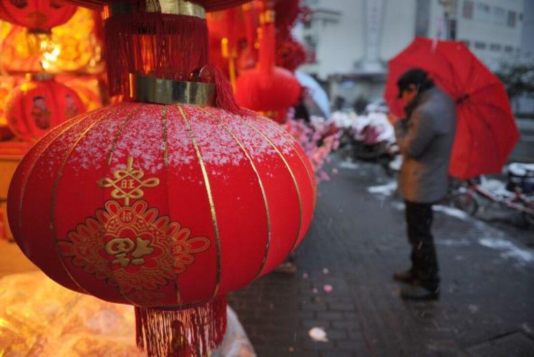 El Año nuevo Chino ha comenzado y los festejos no se hicieron esperar, y...