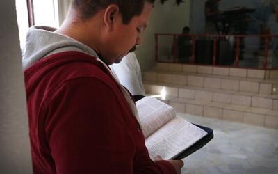 De pecador a pastor, la transformación en una cárcel de Ciudad Juárez