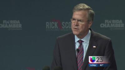 Jeb Bush lanzará su campaña presidencial en el Miami Dade College