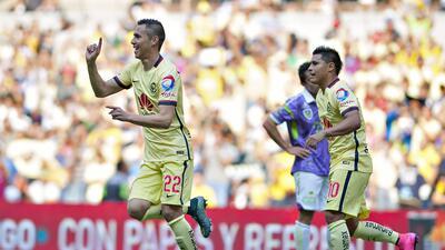 América 2-1 Chiapas: Las Águilas sacaron la garra ante Jaguares