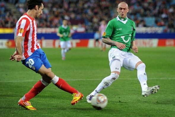 Pero los equipos españoles estaban en casi todos los juegos de esta rond...