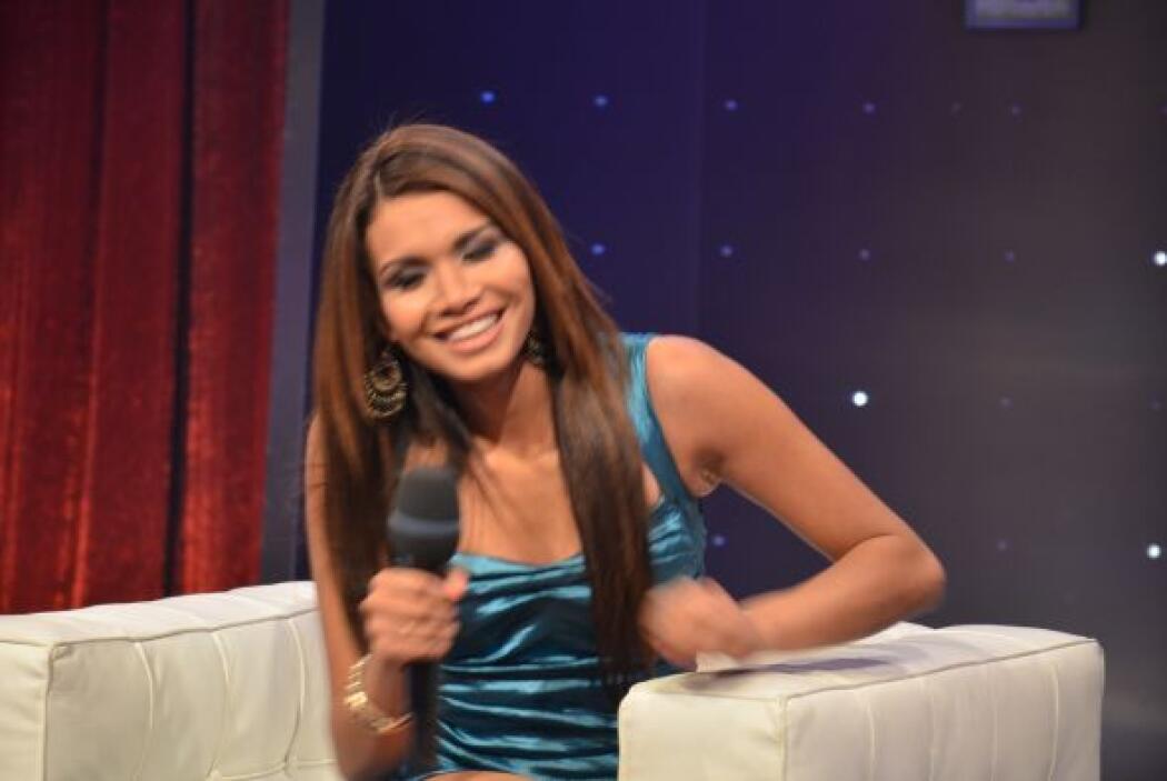 Marisela Demontecristo presentó con Don Francisco la historia de su regr...