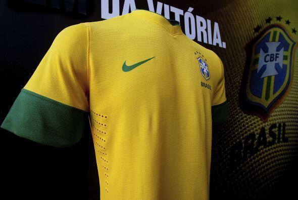 La camiseta será utilizada en los Juegos Olímpicos de Lond...