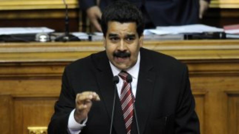 """Nicolás Maduro llama """"abusador"""" a Joe Biden por afirmar que Venezuela en..."""