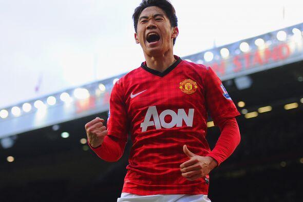 El hombre del Manchester United se lució en la goleada ante el Norwich C...