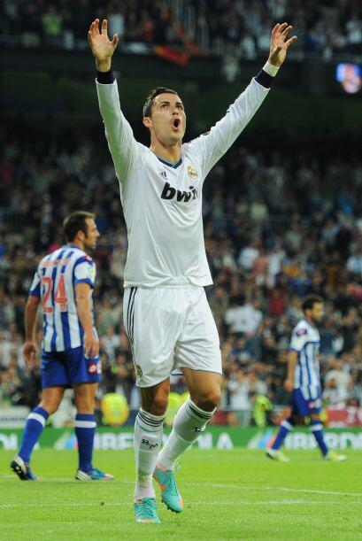 5-1 contundente y triplete de Ronaldo.