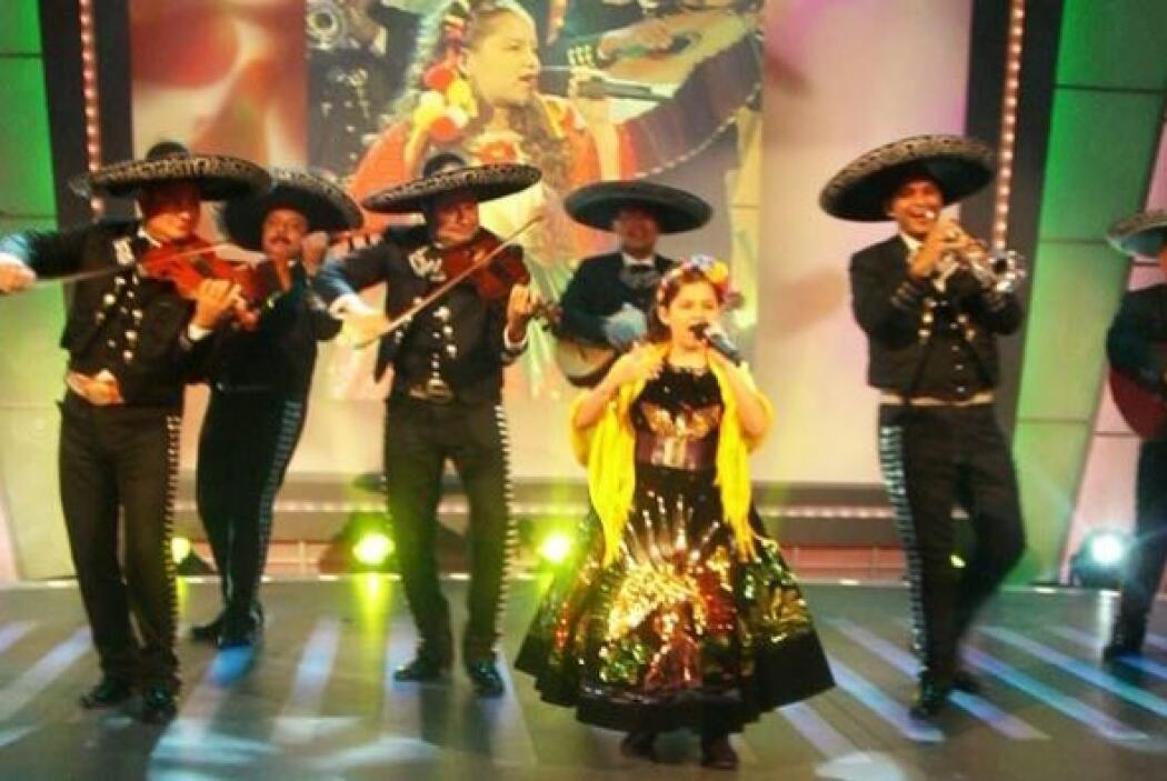 Con mucho ritmo y sabor mexicano llegó María Belem
