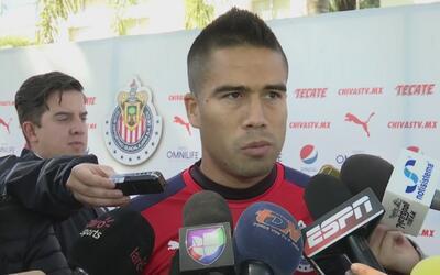 """Miguel Jiménez verá acción en la Copa MX: """"Tengo que responder en la can..."""