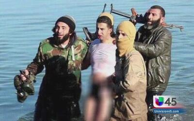 Piloto jordano, prisionero de ISIS