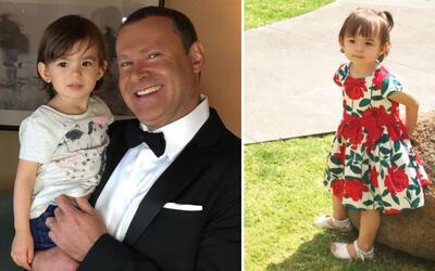 ¡Feliz cumpleaños! Michelle, la hija de Alan Tacher, cumple 2 años