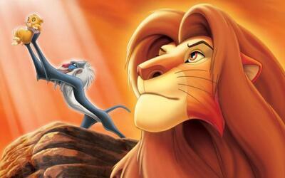 5.Su peli favorita de Disney es el Rey León ¡Aww que tierno!