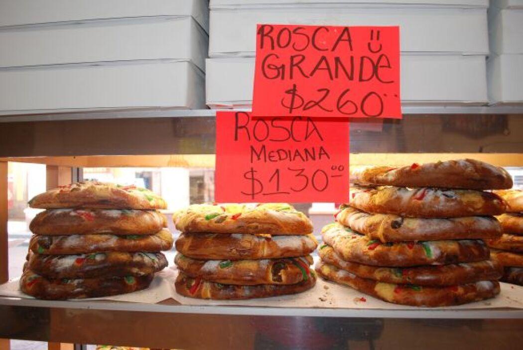 Asimismo, panaderías de todo el país están listas para la venta más impo...