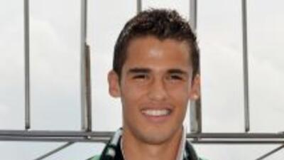 El mexicano puso el pase para el primer gol de la victoria del equipo fi...