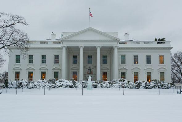Una nueva tormenta invernal en el comienzo de la primavera 2014 vuelve a...