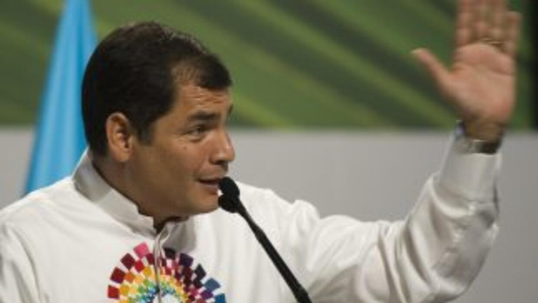 El presidente de Ecuador, Rafael Correa, ha tenido una serie de tropiezo...
