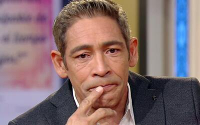 Johnny Lozada se quebró y lloró al revelar lo que le hace sentir culpabl...