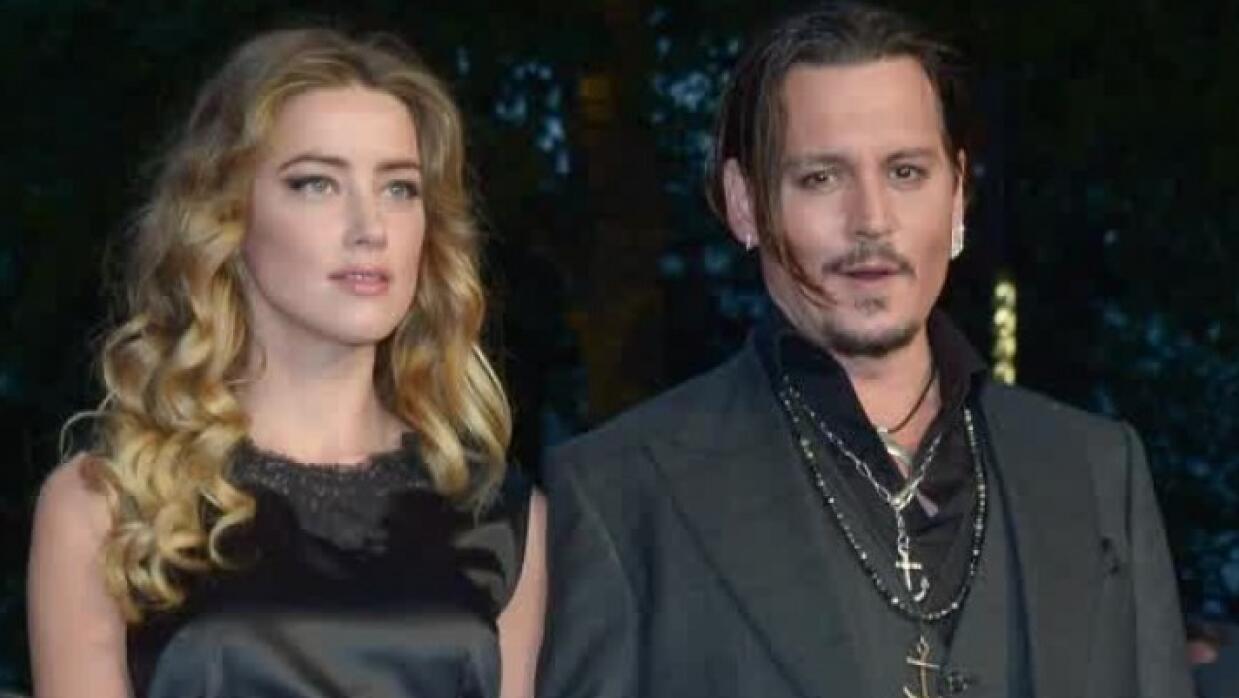 Equipo de Amber Heard acusa a Johnny Depp de evasión de impuestos