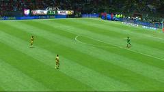 Expulsión!!! Jesús Antonio Molina recibe la segunda amarilla y se va del...