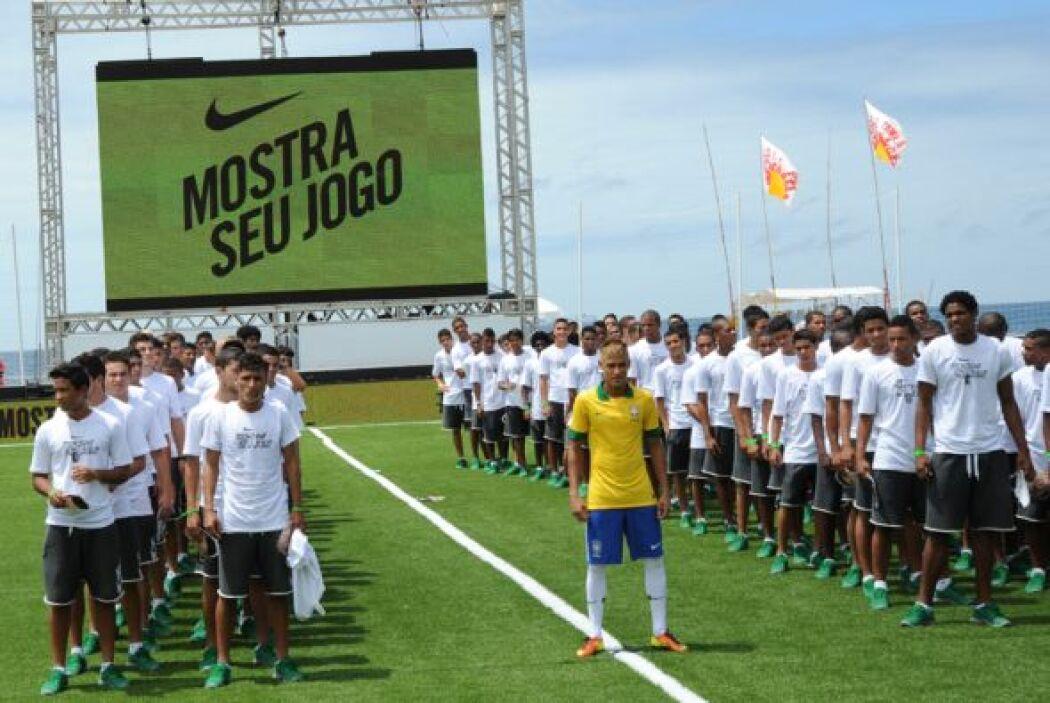 ¿Les dará suerte a los brasileños y podrán ganar la Copa Confederaciones...