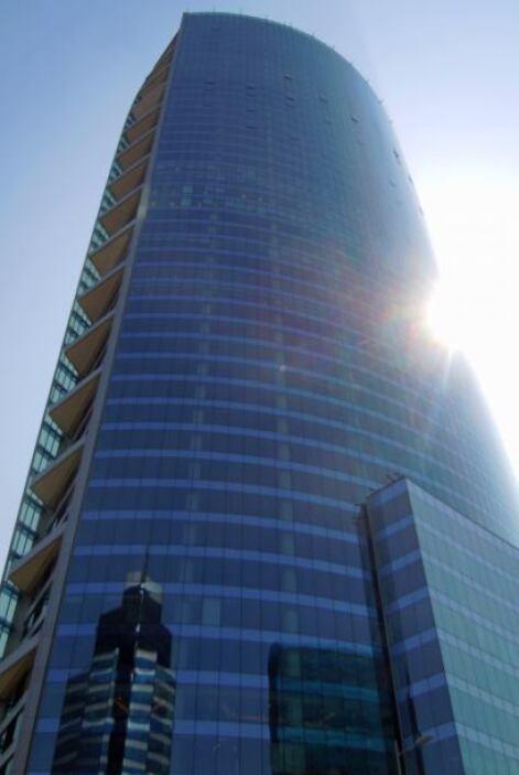Los nuevos edificios de la capital chilena le han dado una imagen cosmop...
