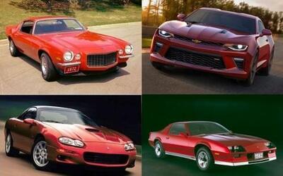 El Chevrolet Camaro es un automóvil fabricado por General Motors y es cl...