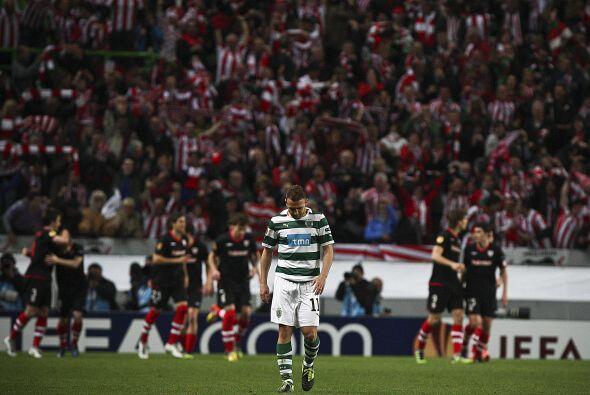 Ese gol parecía ser el inicio de un triunfo importante para el Athletic.