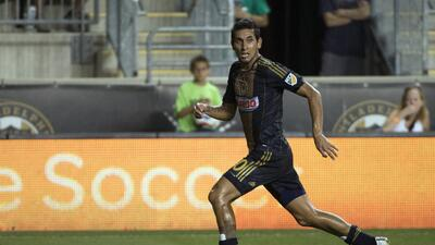 Cristian Maidana, Philadelphia Union