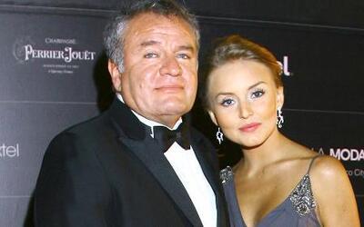 Dicen que Angelique Boyer dejó al Güero Castro por sus celos enfermizos