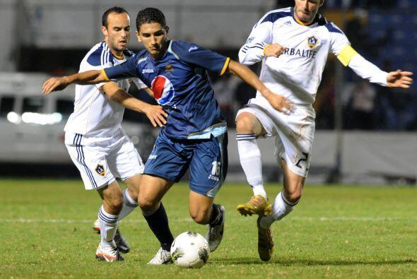 El Motagüense tiene 22 años de edad y acumuló 810 minutos con el club qu...