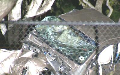 'Miami en un Minuto': accidente automovilístico en Sundays deja heridos...