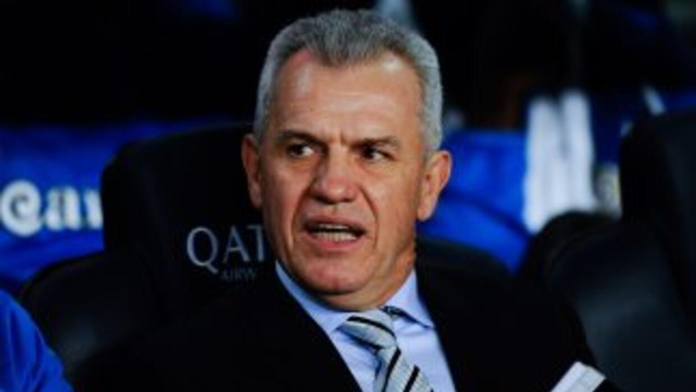 El 'Vasco' se mostró convencido de que el juego practicado por los 'Peri...