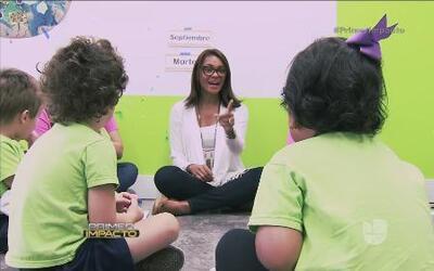 Ilia Calderón educa para la tolerancia