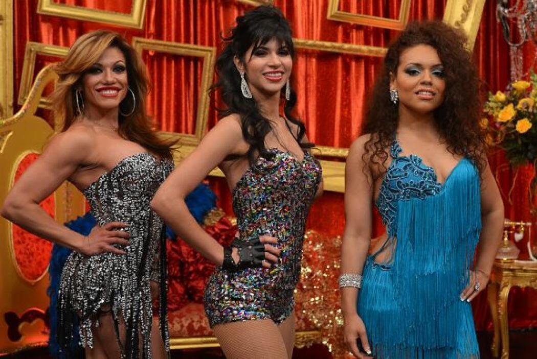 Hoy se enfrentan Denisse, Marisa y Anova. ¿Quién es tu favorita?
