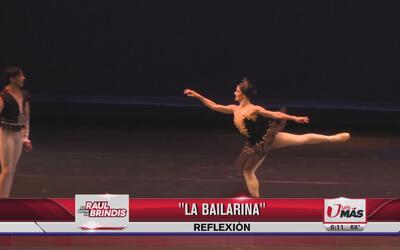 Reflexión: La bailarina