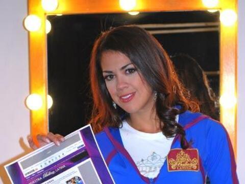 Carolina Ramírez es colombiana de nacimiento. Exactamente caleña de cora...